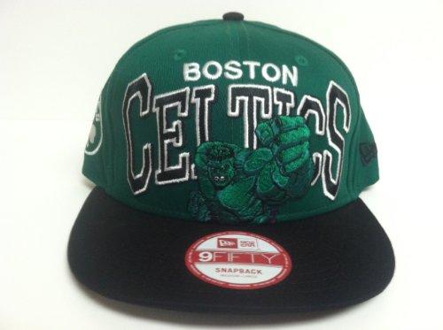 NEW ERA 9FIFTY Boston Celtics Snapback Hat