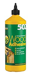 waterproof wood adhesive