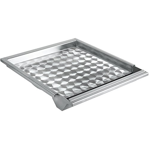 Fire Magic Stainless Steel Griddle For Echelon & Aurora A790, A660, A530, Power Burners, & Double Searing Station - 3516 (Fire Magic Double Burner compare prices)