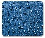 Raindrop Mouse Pad - Blue