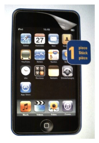 Vivanco IP TOUCH 2 Schutzfolie f&#252;r Ipod Touch bis 3.Generation geeignet