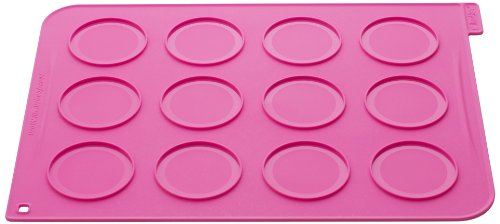 Silikomart Silicone Wonder Cakes Collection Whoopies Pie Mat with 24 Disposable Piping Bags (Whoopy Pie Pan compare prices)