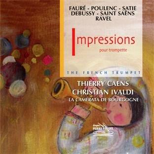 IMPRESSIONS POUR TROMPETTE