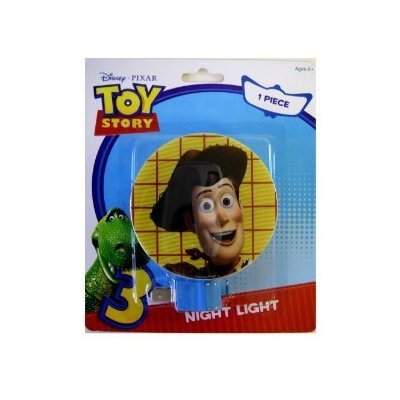 Disney Pixar Toy Story 3 Woody Kid Room Nursery Night Light