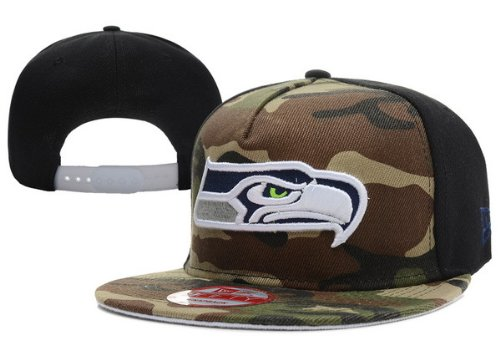 NFL Seattle Seahawks 9FIFTY Snapback Camo Hat at Amazon.com