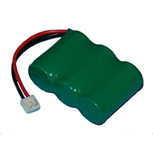 Sanyo GES-PCH03 Cordless Phone Battery 3 1/2AA/D - 3.6 Volt, Ni-MH 700mAh - Cordless Phone Replacement Battery