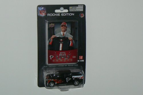 Nfl Atlanta Falcons Matt Ryan 1/64 Scale Diecast Ford F-150 with Trading Card