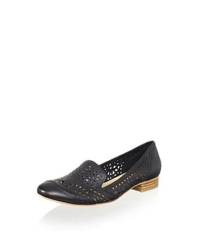 Dolce Vita Women's Ipis Loafer  - Black Leather