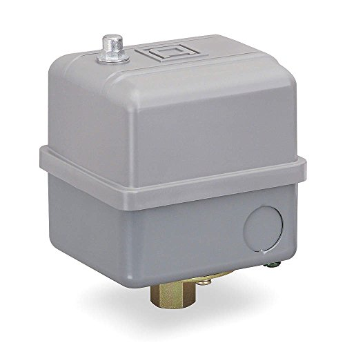 "Pressure Switch, Dpst, 30/50 Psi, 1/4"" Fnps 9013Gsg2J21"