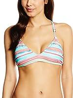 Nautica Sujetador de Bikini (Multicolor)