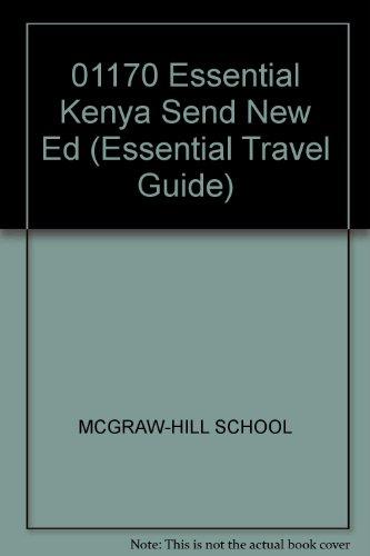 Essential Kenya (Essential Travel Guide)