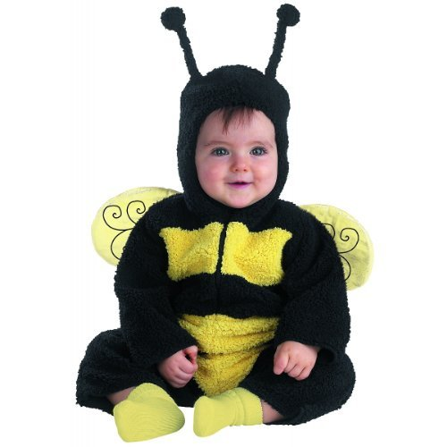 Buzzy Bumble Bee Infant/Toddler Costume