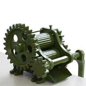 Amazon.com: Sugar Cane Mill Manual Juicer Extractor Hand Crank 3 rolls