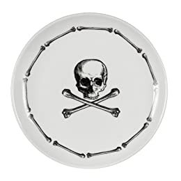 Product Image Bone Collector Cocktail Plate Set of 4