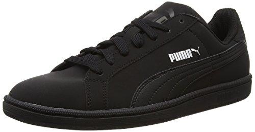 Puma Unisex-Erwachsene PumaSmashBuckF6 Sneakers, Schwarz (Blk.Pumasilv 22BLK.Pumasilv 22), 44 EU thumbnail