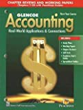 img - for Glencoe Accounting : Real-World Applications & Connections, First-Year Course (Paperback - Student Ed.)--by Donald J. Guerrieri [1999 Edition] book / textbook / text book
