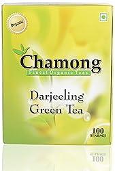 Chamong Darjeeling Green Tea, 100 Tea Bags