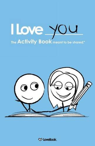 The LoveBook Activity Book for Boy/Girl Couples