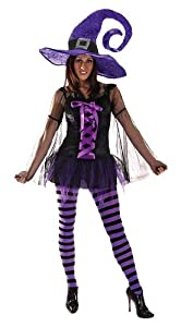 Value Costume: Lilura Purple Witch
