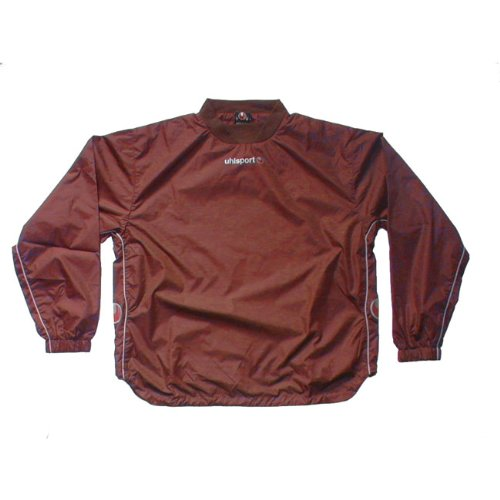 Coupe vent windbreaker classic rouge
