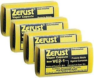Zerust 11327 Anti-Rust And Corrosion Vapor Capsules, 4-Pack (Rust Vapor compare prices)