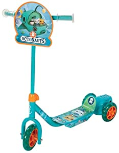 Octonauts M04671 My First Tri Scooter