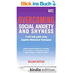 Overcoming Social Anxiety and Shyness: A Books on Prescription Title