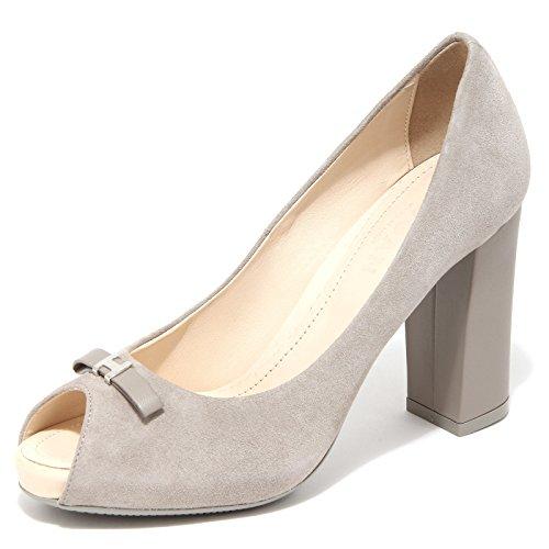 56874 decollete HOGAN SPUNTATA H 204 FIOCC. PELLE scarpa donna shoes women [36.5]