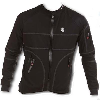 Image of Etxeondo 2008/09 Men's Empro Cycling Jacket - Black - 52080 (B001I8KS8M)