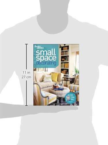Libro Better Homes And Gardens Small Space Decorating Di
