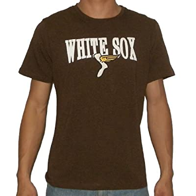 MLB Chicago White Sox Mens Crew-Neck Cotton T-Shirt / Tee