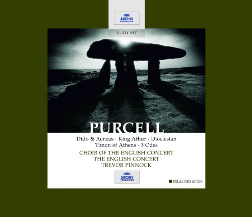 """Purcell: Dioclesian / The Masque - Prelude - """"Behold, O mightiest of Gods"""""""