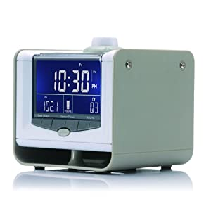 American Innovative Neverlate Executive Alarm Clock