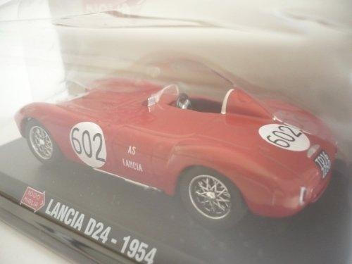 D24, Lancia No,602 Mille Miglia / 1954, Ready Model, Scale-MCW-SC31 Original Remote Control