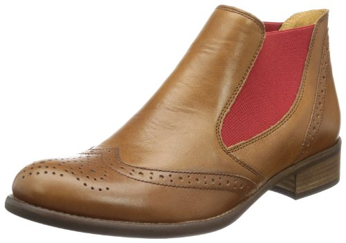 Gabor Shoes Womens Gabor Boots Brown Braun (bark/rot) Size: 5.5 (38.5 EU)