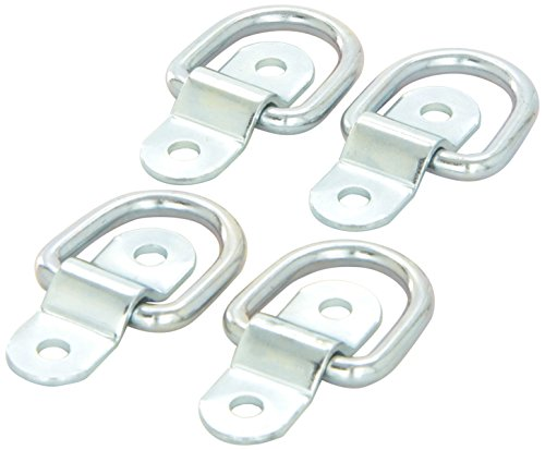Progrip 822640 Surface Mount Tie Down Ring, 4-Pack (Tie Down Bracket compare prices)