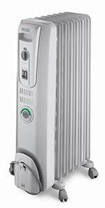DeLonghi EW7707CM Safeheat 1500W ComforTemp Portable Oil-Filled Radiator