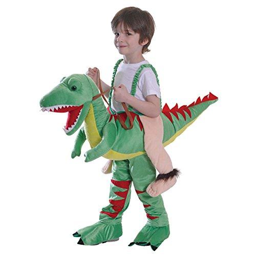 Equitation-Dinosaur-enfants-Costume-de-dguisement