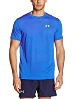 Under Armour Camiseta Técnica Threadborne Streaker (Azul Petróleo)