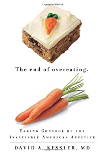 "Cover of ""The End of Overeating: Taking C..."