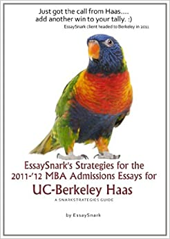 UC Berkeley Haas Essay Analysis                mbaMission mbaMission
