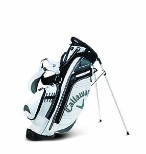 Callaway Golf Hyper Lite 4.5 Golf Stand Bag (White/Black)