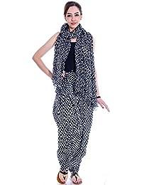 Om Prints Multi Colour Women's Patiala And Dupatta Set Of 1 ( Free Size) - B01N4RMHDK