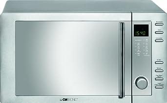 Bomann Kühlschrank Dte 226 : Clatronic mwg 775 h mikrowelle mit grill und heißluft 23 liter