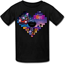 Youth39s Home Smart Fun And Funny Dream Work 2015 Movie T-shirt- Navy