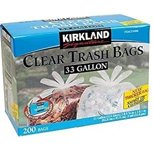 Image Result For Gallon Tall Trash Bags Amazon
