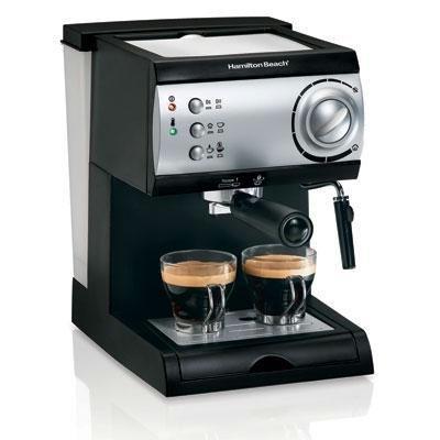 Hamilton Beach Hb Espresso Maker (40715) - front-252068