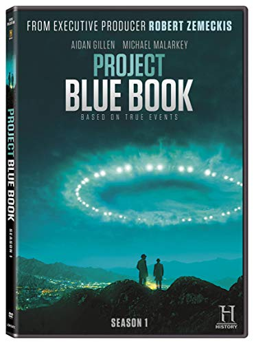 DVD : Project Blue Book (2 Discos)