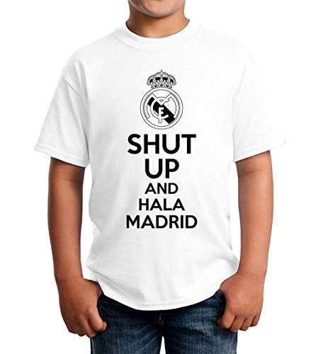 shut-up-and-hala-madrin-kids-unisex-t-shirt-5-13-ages-large