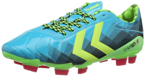 Hummel - Scarpe sportive - Calcio HUMMEL X BLADE LTD EDITION, Unisex adulto, Blu (Blau (Bluebird)), 39